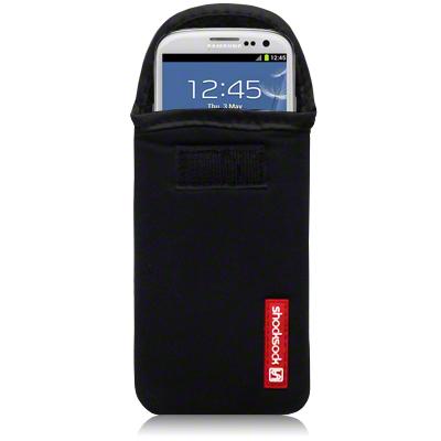 Θήκη - Πουγκί Samsung Galaxy S3 By Shocksock (121-028-019-S3) θήκες κινητών