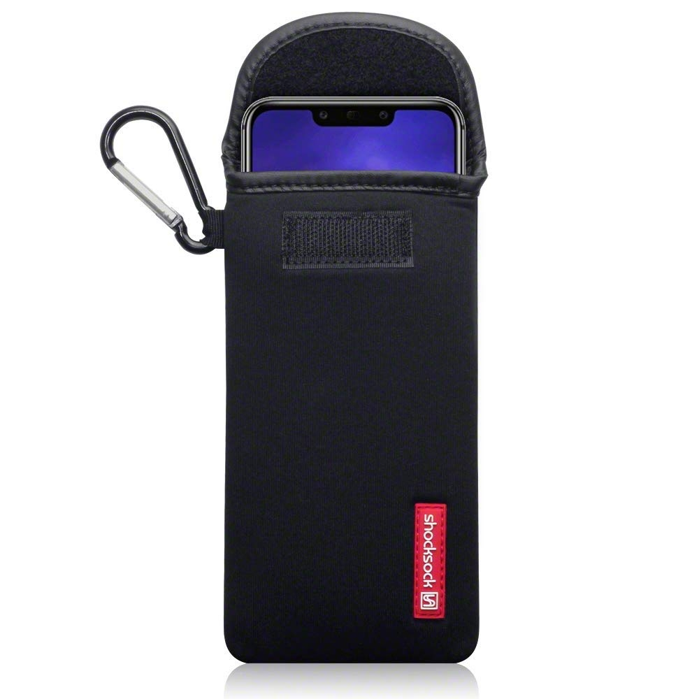 Shocksock Θήκη - Πουγκί Huawei Mate 20 Lite - Black (121-083-017)