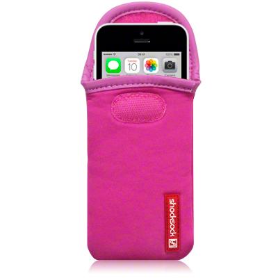 Θήκη - Πουγκί iPhone 5C By Shocksock (121-095-003-IP5C)