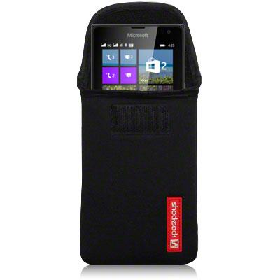 Θήκη - Πουγκί Microsoft Lumia 435 By Shocksock (121-028-003-435)