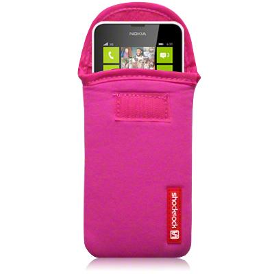 Θήκη - Πουγκί Nokia Lumia 630/635 By Shocksock (121-025-021-630)