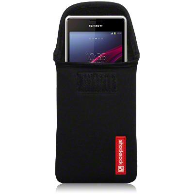 Θήκη - Πουγκί Sony Xperia E1 By Shocksock (121-028-002-E1)