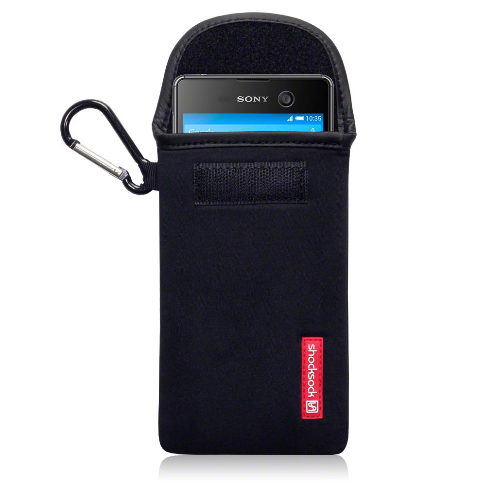 Θήκη - Πουγκί Sony Xperia M5 By Shocksock (121-005-016-M5)