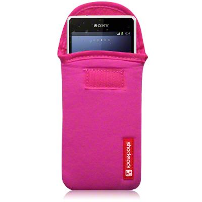 Θήκη - Πουγκί Sony Xperia Z1 Compact By Shocksock (121-025-021-Z1C)
