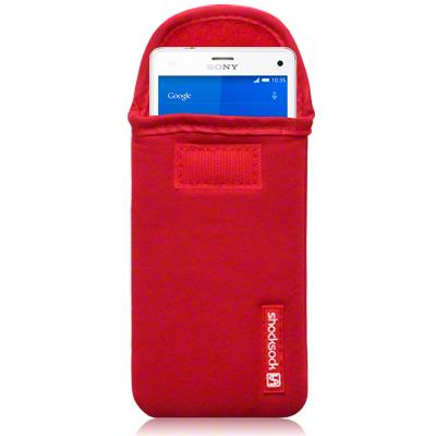 Θήκη - Πουγκί Sony Xperia Z3 Compact By Shocksock (121-028-020-Z3C)