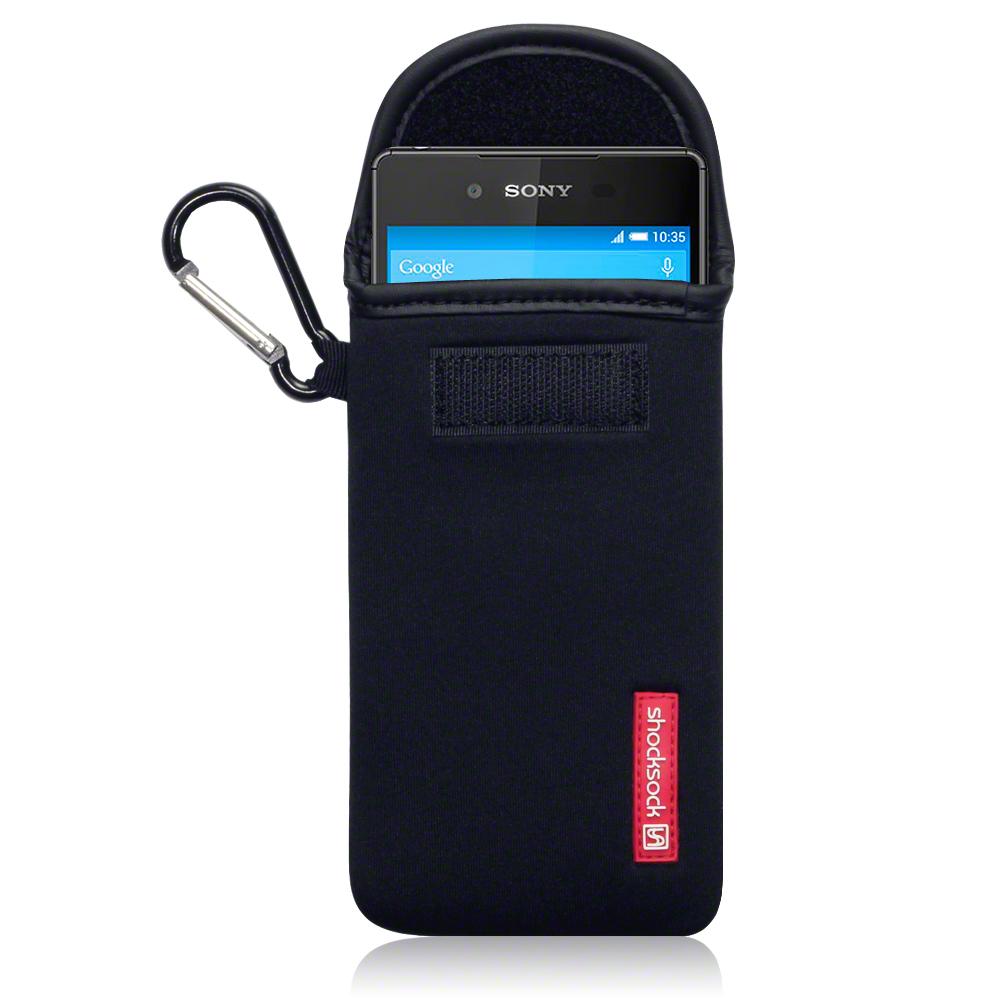 Θήκη - Πουγκί Sony Xperia Z3+/Z4 By Shocksock (121-005-013-Z4)