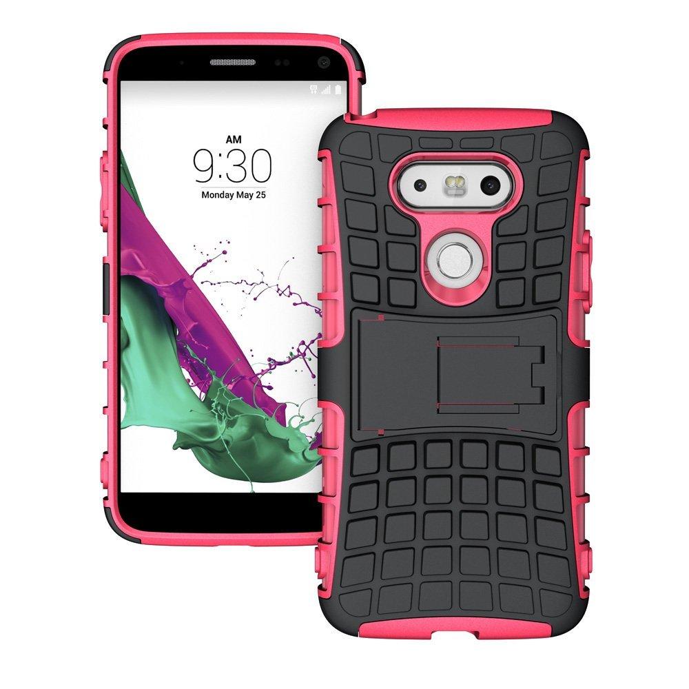 Ανθεκτική Θήκη LG G5 - Ροζ (10021) - OEM default category