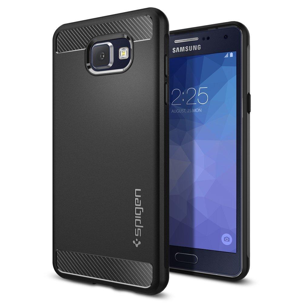 Spigen Θήκη Tough Rugged Armor Samsung Galaxy A5 II (2016) - Black (SGP11834)