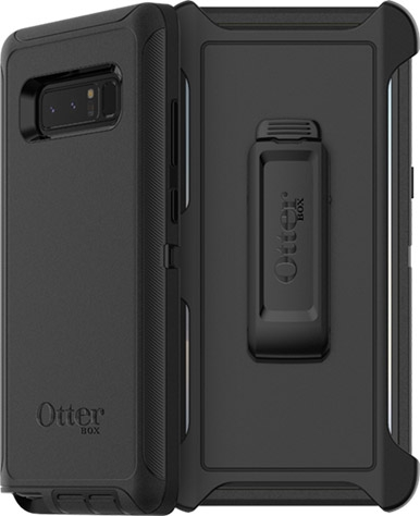 Otterbox Defender Ανθεκτική Θήκη Samsung Galaxy Note 8 - Black (77-55901)