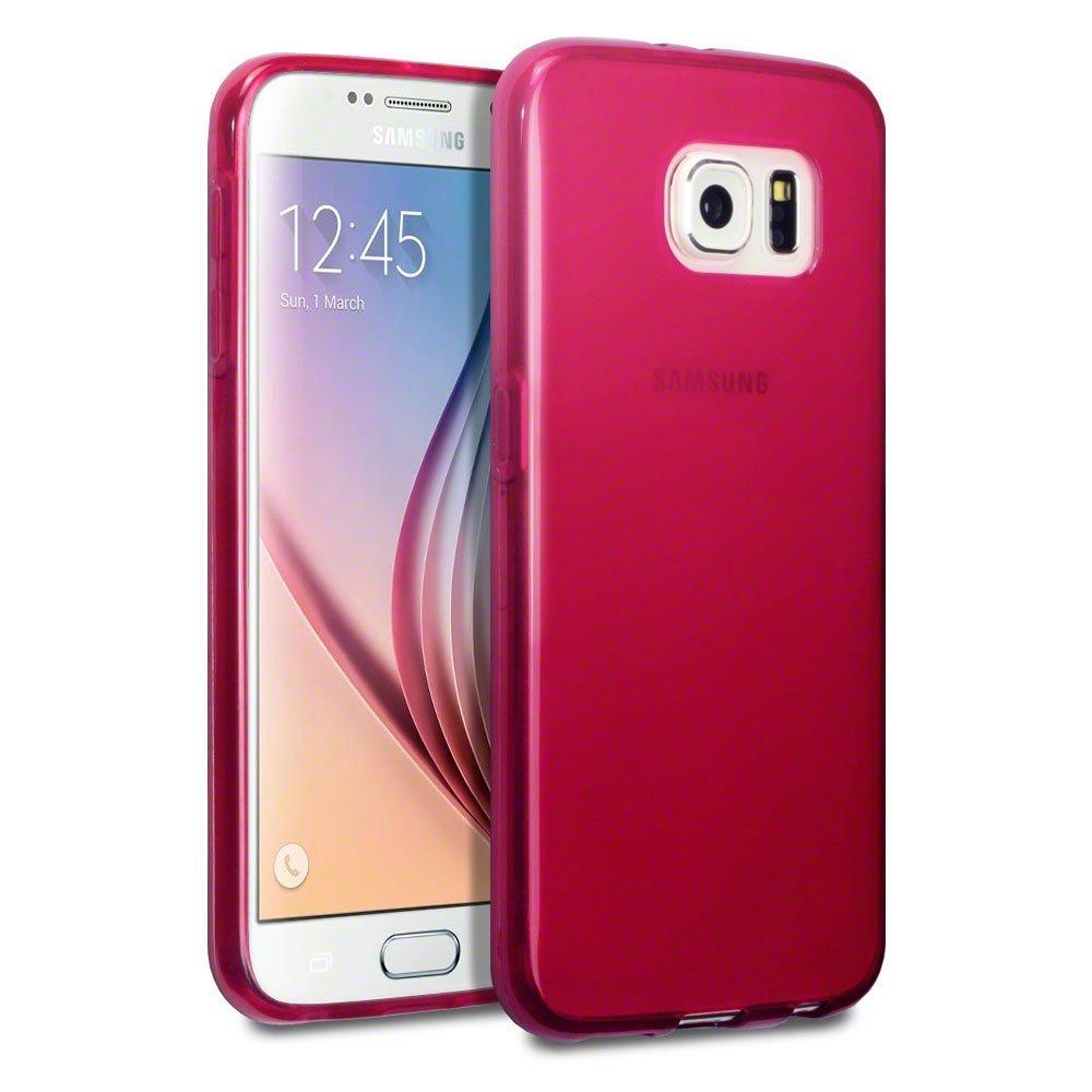 Ημιδιάφανη Θήκη Samsung Galaxy S6 by Terrapin (118-002-491) θήκες κινητών
