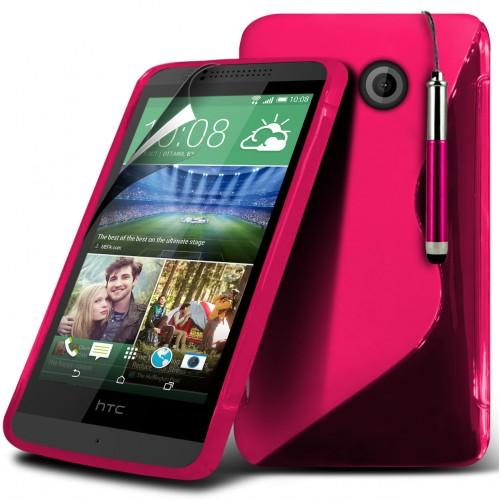 Θήκη HTC Desire 320 (018-028-321) - OEM