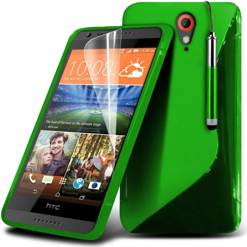 Ημιδιάφανη Θήκη HTC Desire 620 (018-028-620) - OEM