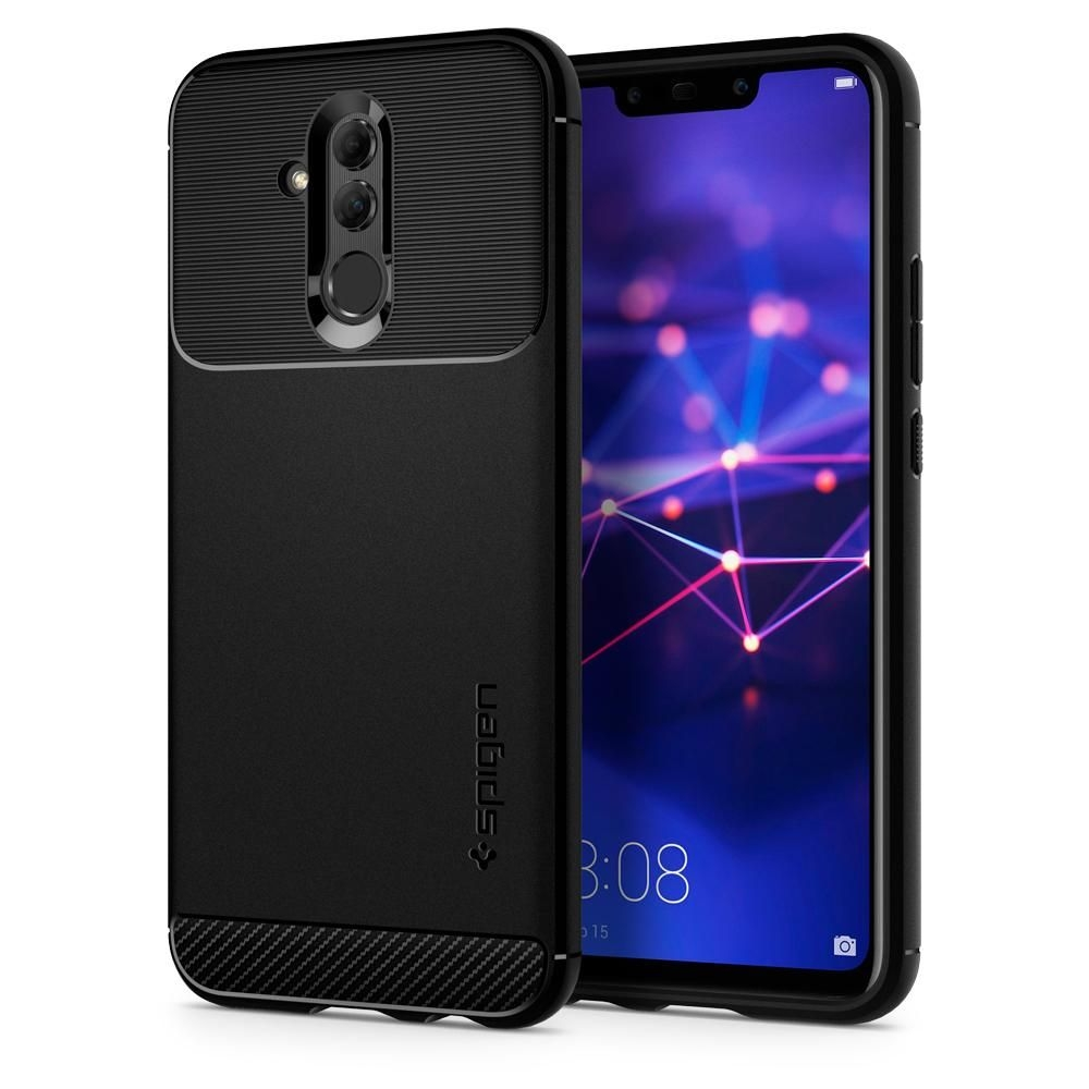 Spigen Θήκη Rugged Armor Huawei Mate 20 Lite - Black (L35CS25065)