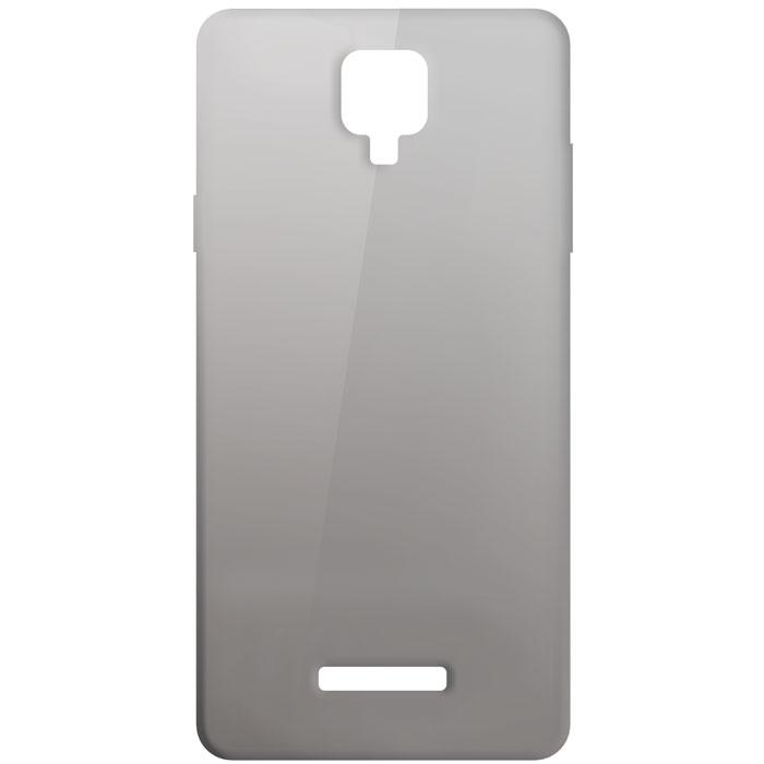 Ultra Thin Θήκη Σιλικόνης MLS iQtalk Color 4G - Black (11.CC.520.087)