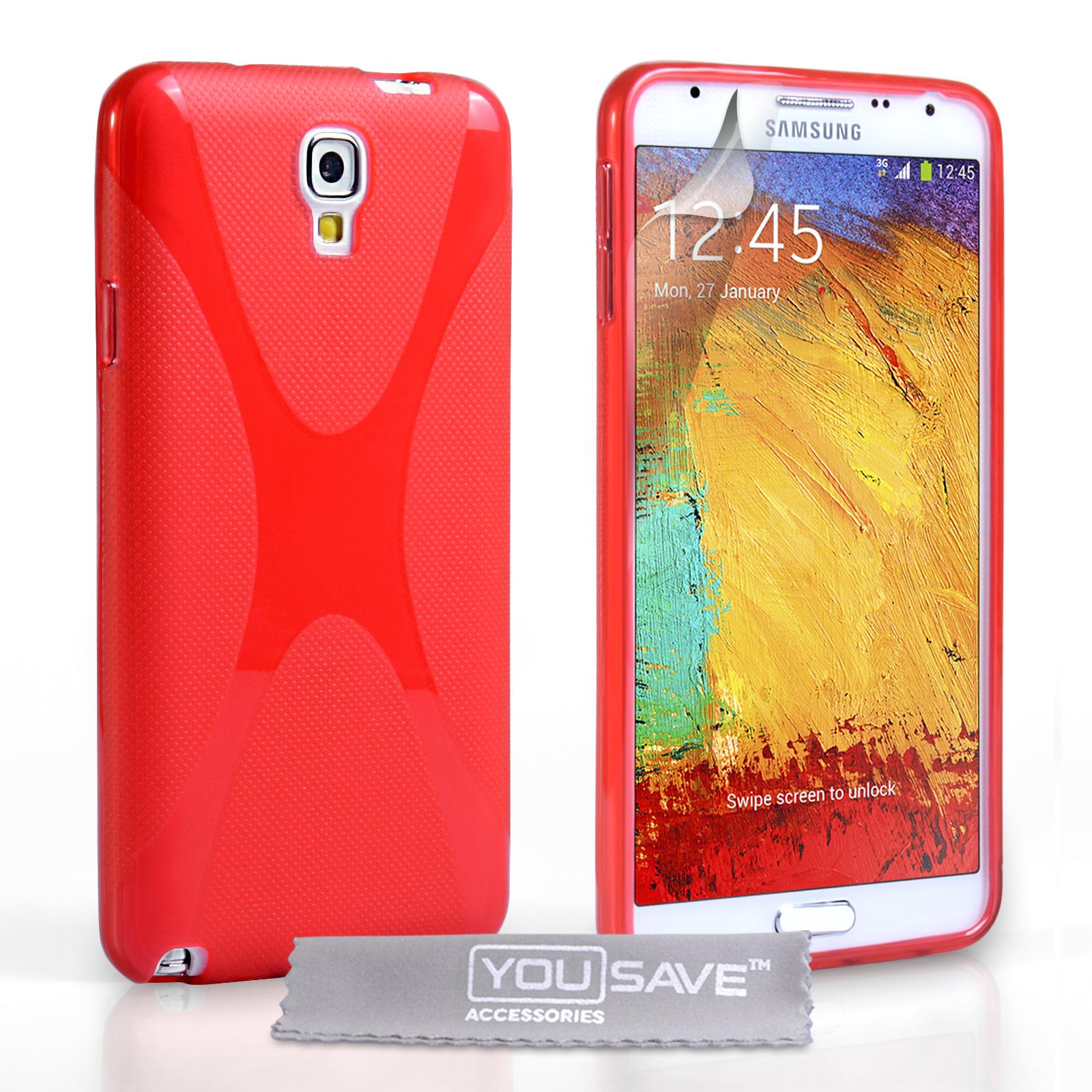 Θήκη Samsung Galaxy Note 3 Neo by YouSave (Z633)