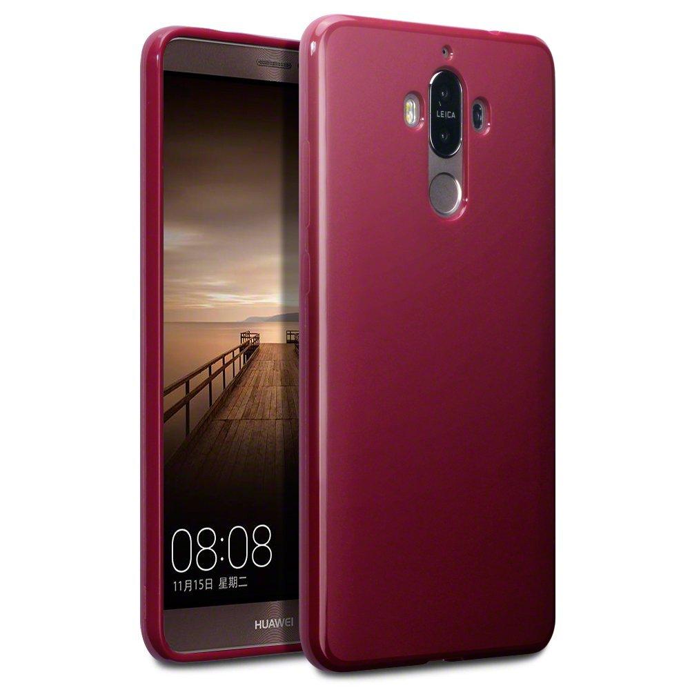 Terrapin Θήκη Σιλικόνης Huawei Mate 9 (118-083-090) - Red Matte θήκες κινητών