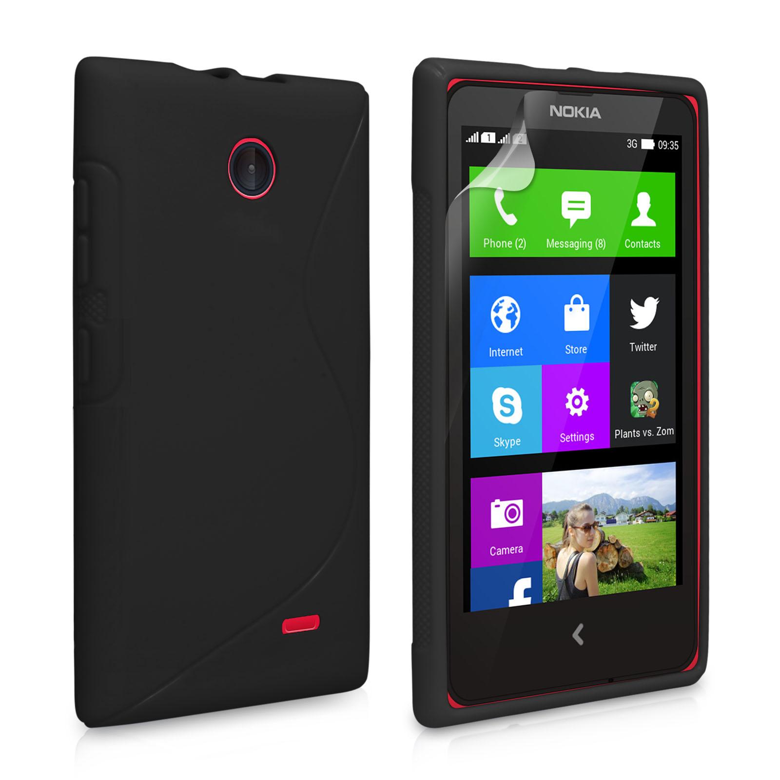 Θήκη Nokia X by YouSave (Z320)