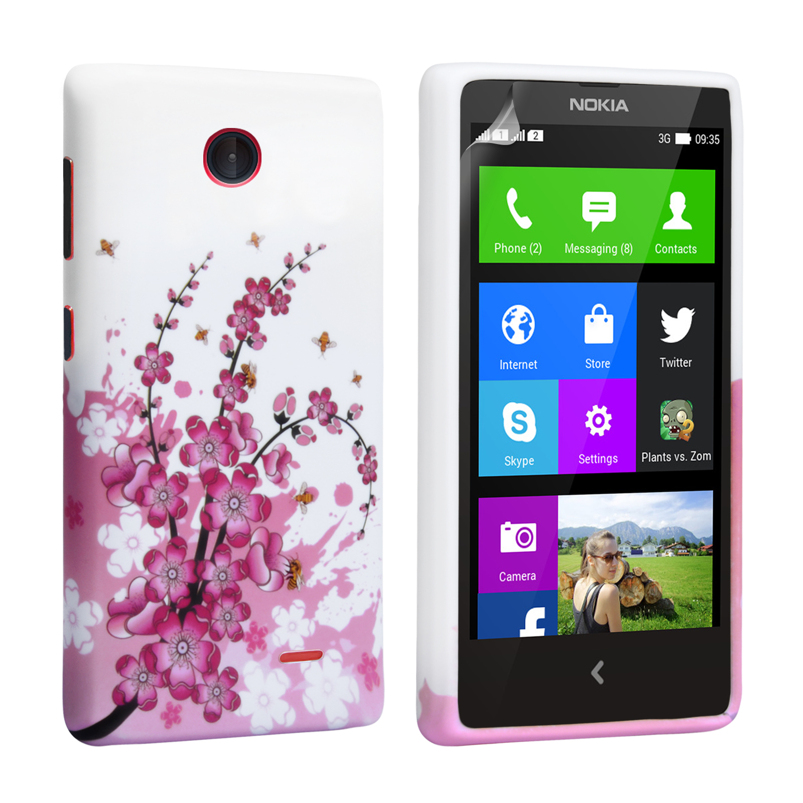 Θήκη Nokia X by YouSave (Z337)