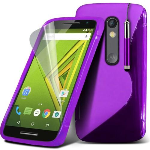 Θήκη Motorola Moto X Play (018-003-104) - OEM