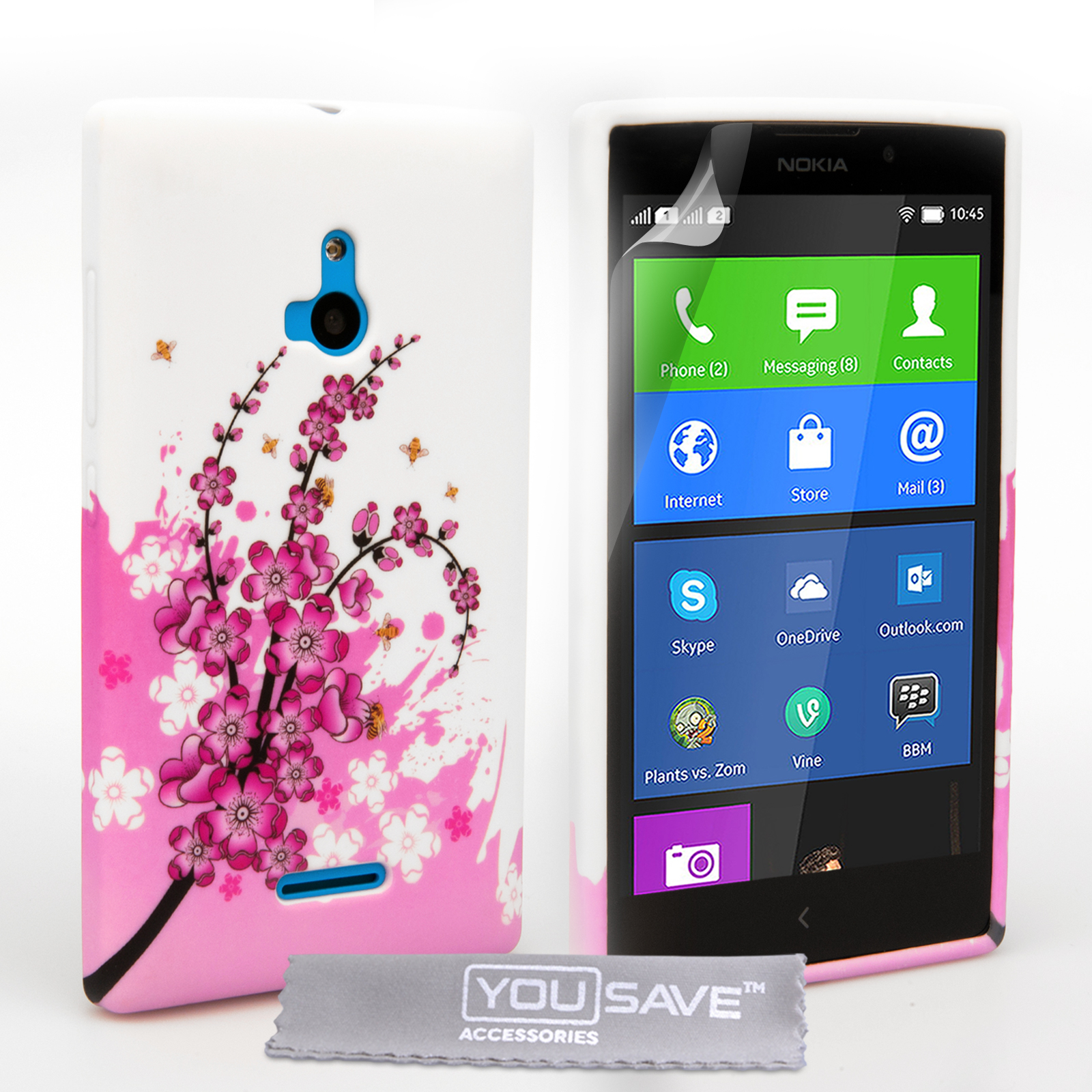 Θήκη Nokia XL by YouSave (Z485)