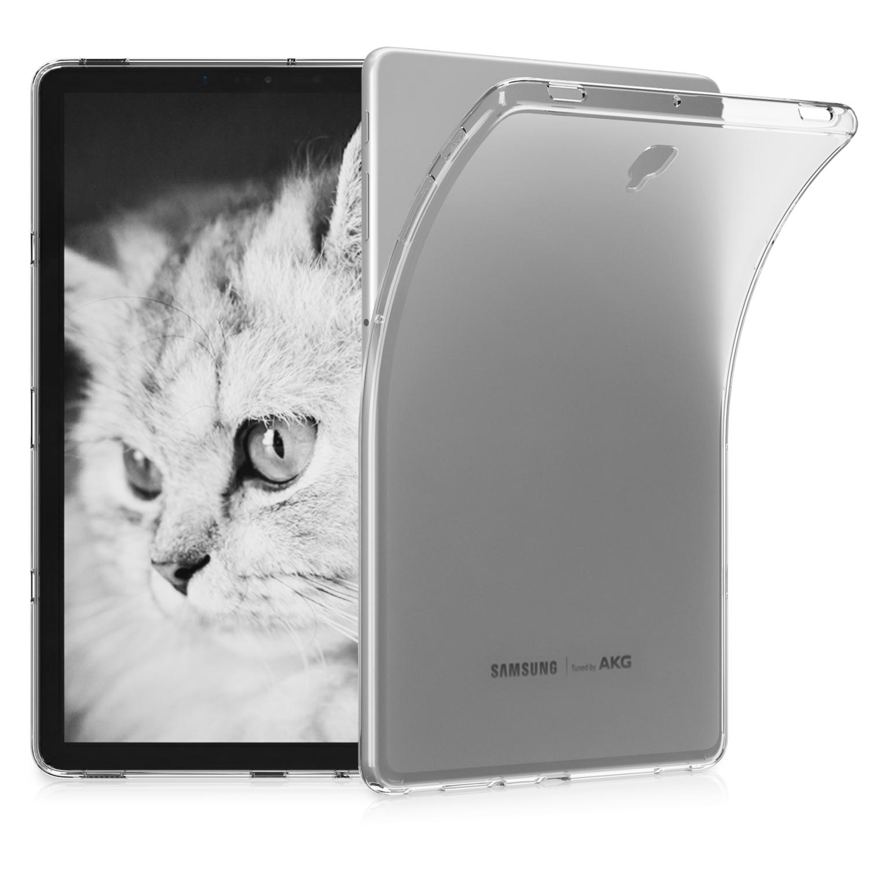KW Θήκη Σιλικόνης Samsung Galaxy Tab S4 10.5'' - Transparent (45995.03)