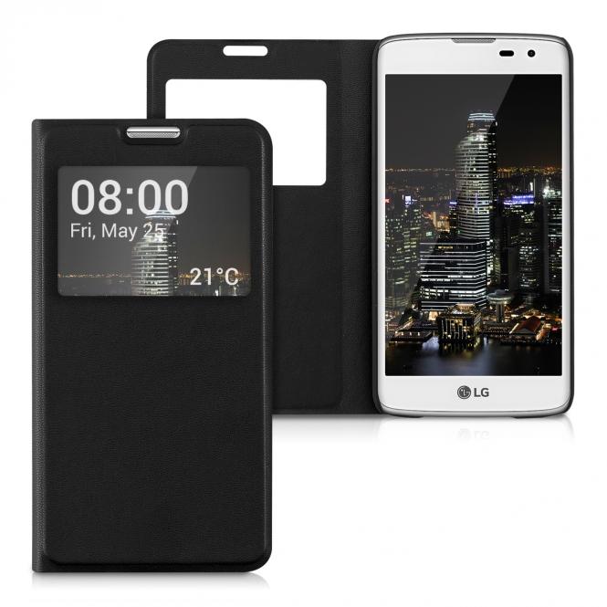 KW Smart View Θήκη LG K7 - Black (37195-01)