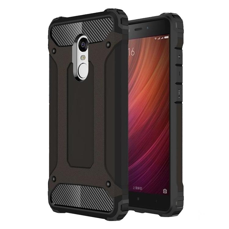 Ανθεκτική Θήκη Tech Armor Xiaomi Redmi Note 4 - Black (9458) - OEM
