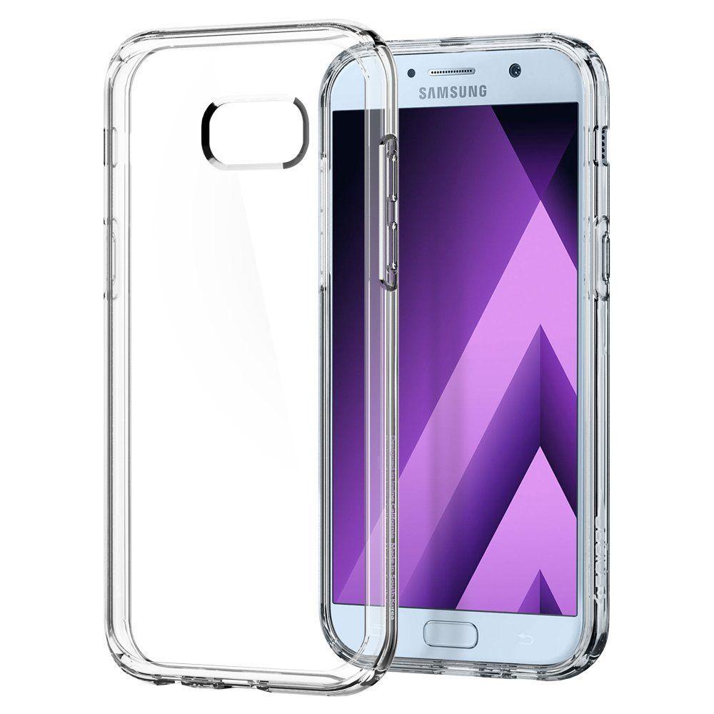 Spigen Θήκη Ultra Hybrid Samsung Galaxy A5 2017 - Crystal Clear (573CS21157)