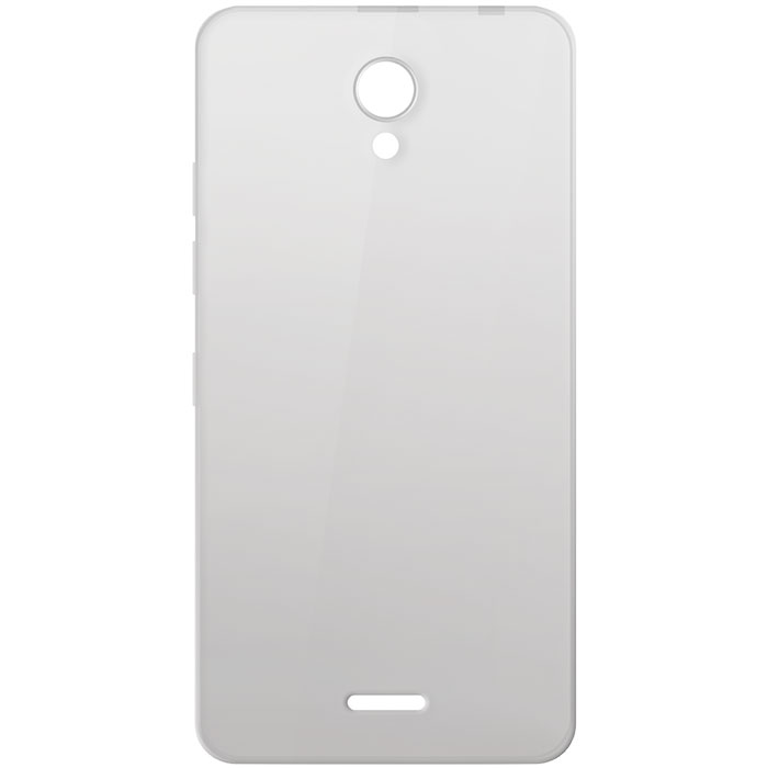 Ultra Thin Θήκη Σιλικόνης MLS iQtalk Verse 4G - Transparent White (11.CC.520.137)