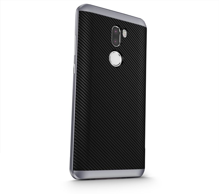 Ucase Θήκη Carbon Frame Xiaomi Mi 5s Plus - Grey (9173)