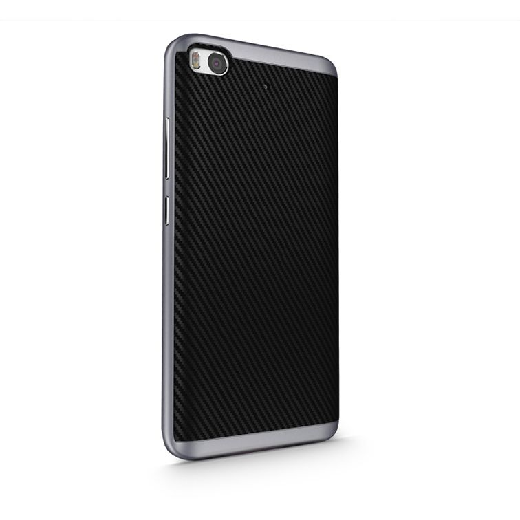 Ucase Θήκη Carbon Frame Xiaomi Mi 5s - Grey (9172)