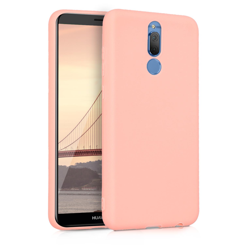 KW Θήκη Σιλικόνης Huawei Mate 10 Lite - Pink (43768.89)