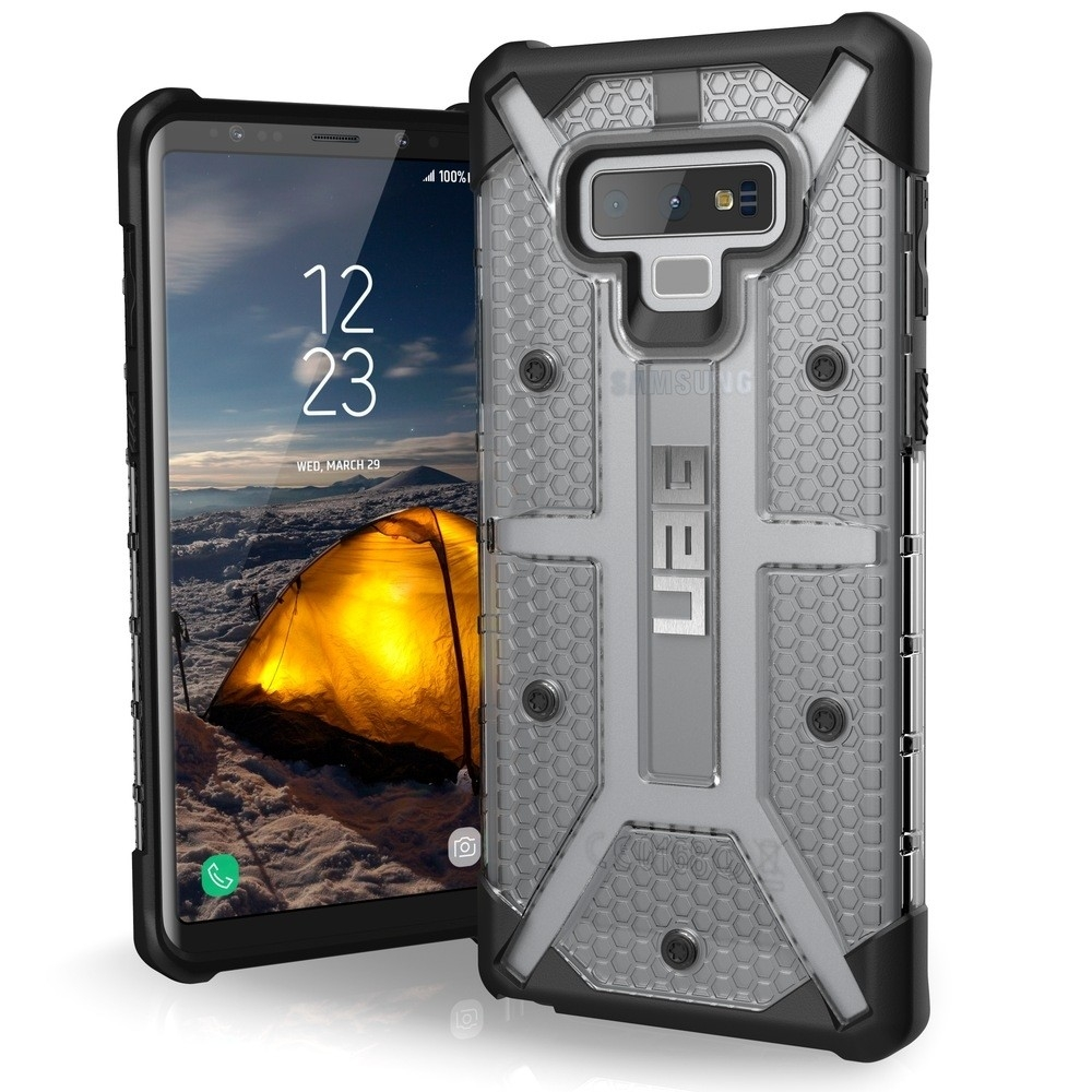 UAG Θήκη Plasma Feather-Light Rugged Samsung Galaxy Note 9 - Ice (211053114343)