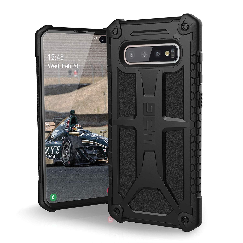 UAG Θήκη Monarch Light Rugged Samsung Galaxy S10 Plus - Black (211351114040)