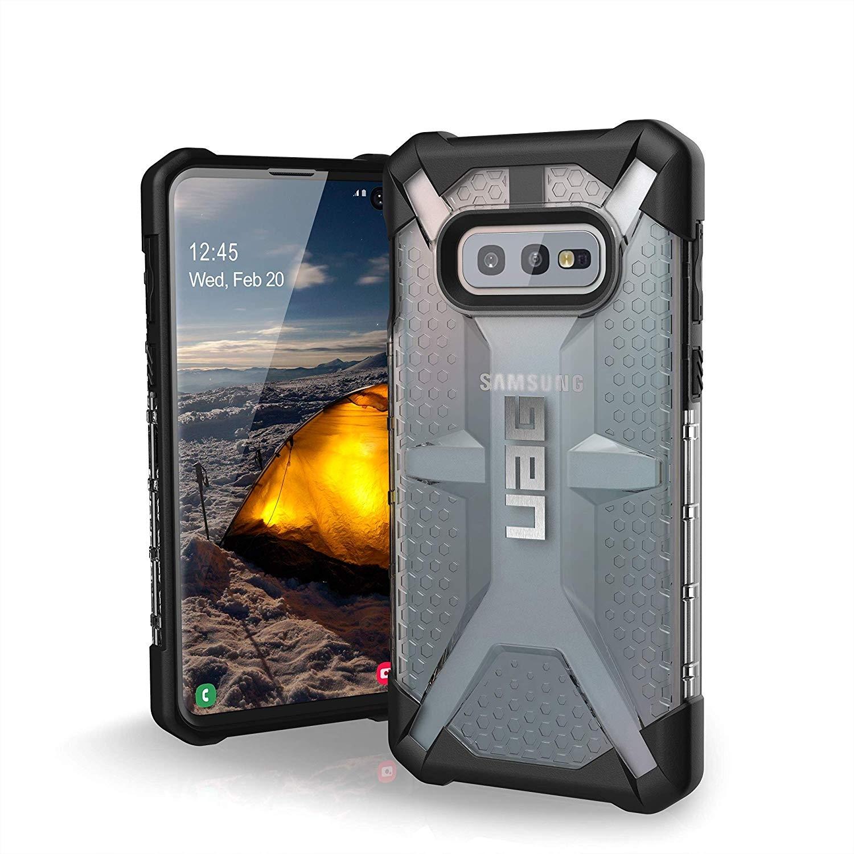 UAG Θήκη Plasma Urban Armor Samsung Galaxy S10e - Ice (211333114343)
