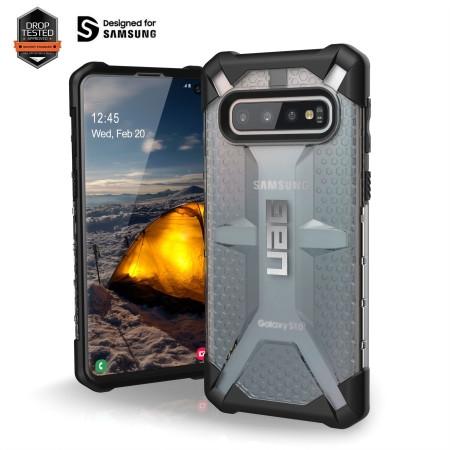 UAG Θήκη Plasma Urban Armor Samsung Galaxy S10 - Ice (211343114343)