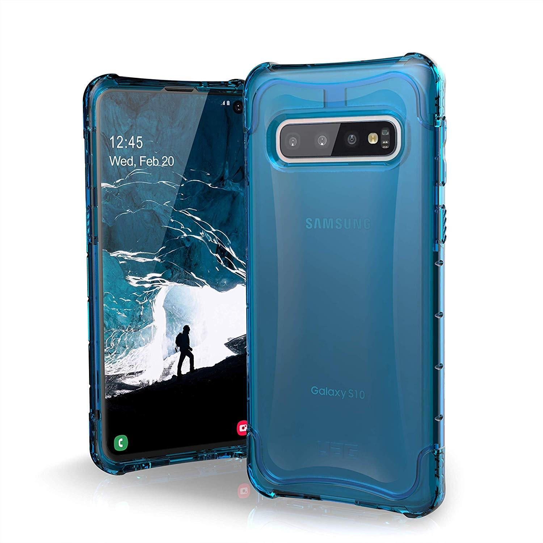 UAG Urban Armor Gear Plyo Series Samsung Galaxy S10 - Glacier (211342115353)