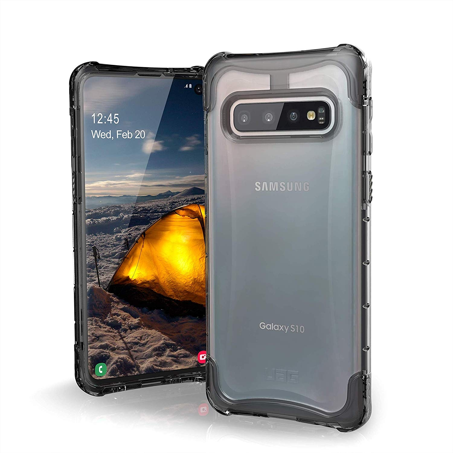 UAG Urban Armor Gear Plyo Series Samsung Galaxy S10 - Ice (211342114343)