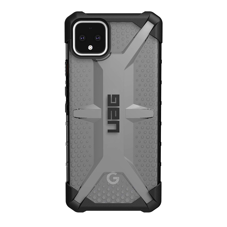 UAG Θήκη Urban Armor Gear Plasma Google Pixel 4 XL - Ash Smoke (611653113131)