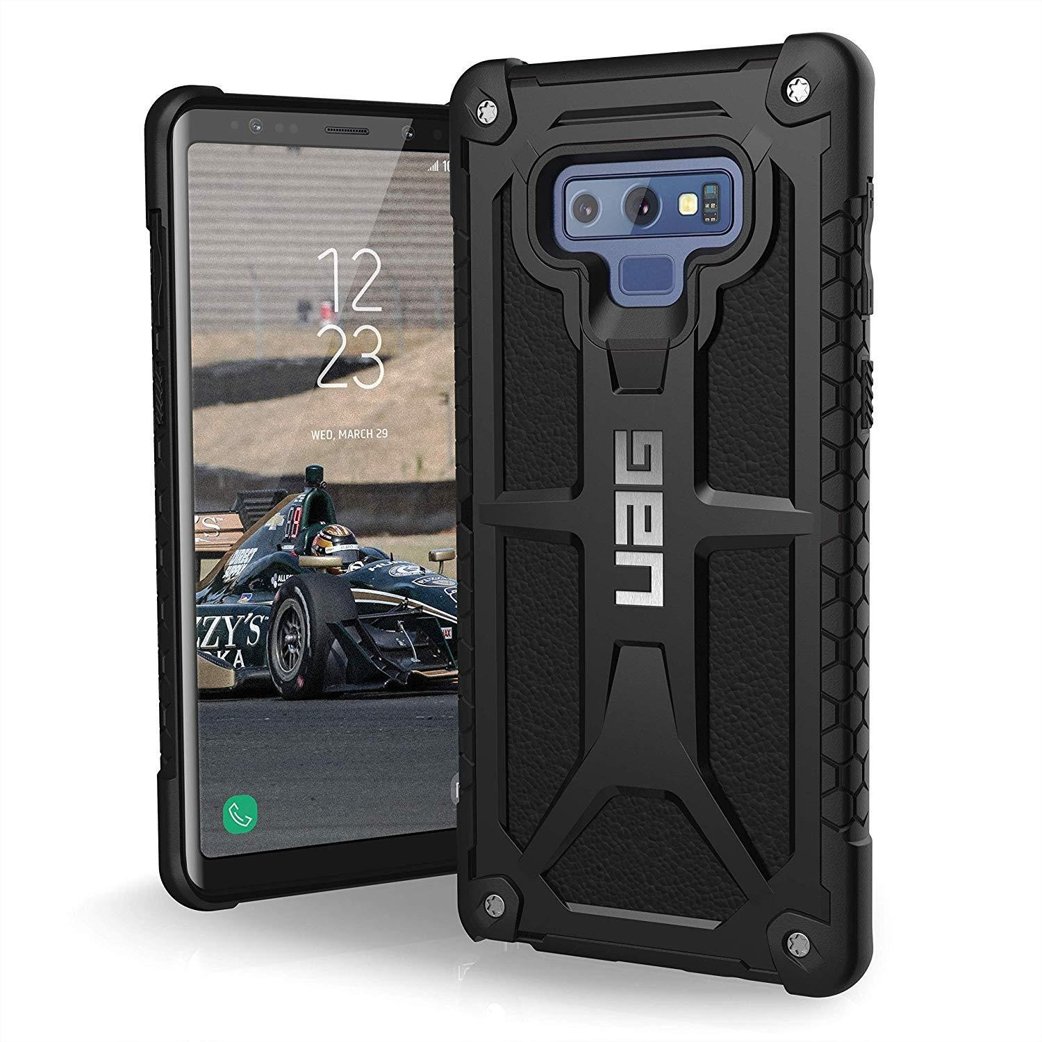 UAG Θήκη Monarch Light Rugged Samsung Galaxy Note 9 - Black (211051114040)