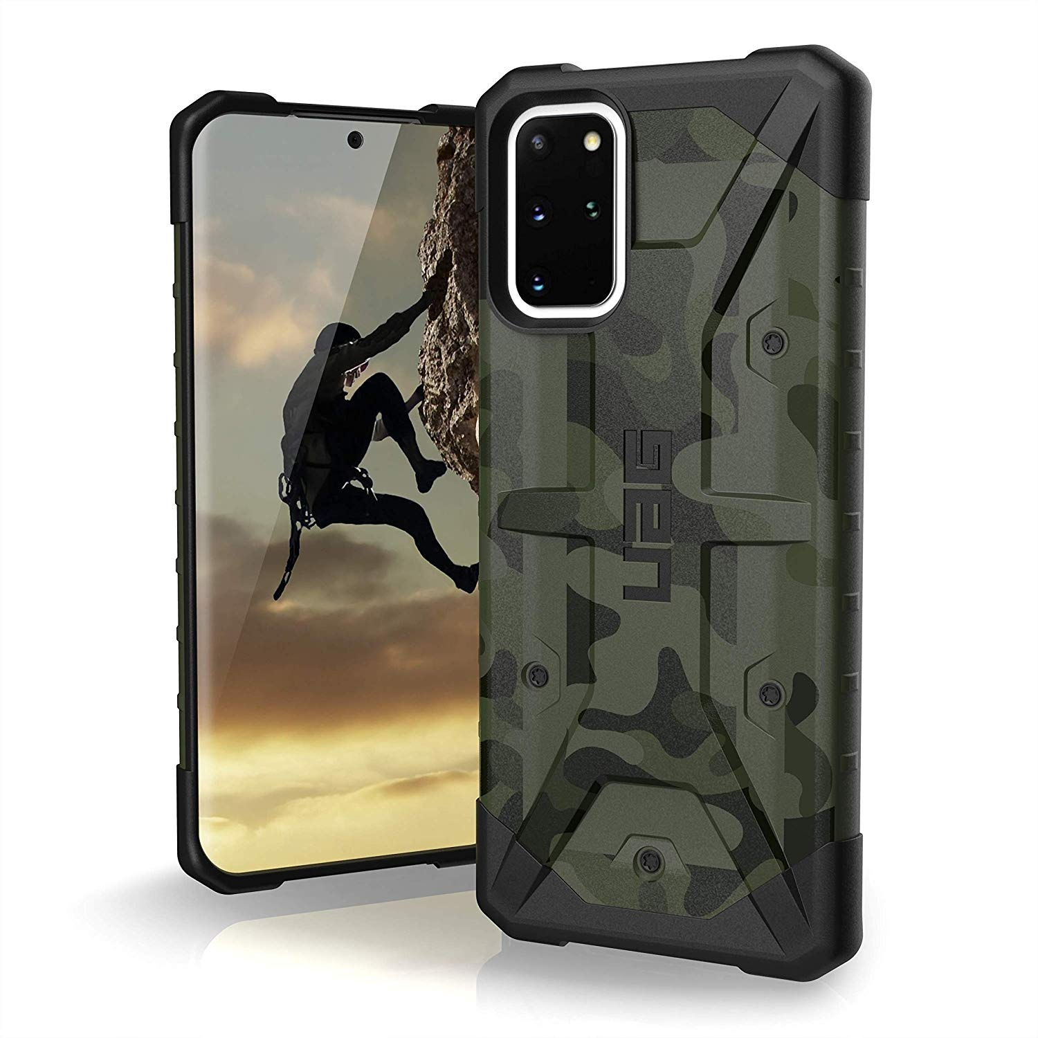 UAG Θήκη Urban Armor Gear Pathfinder SE Samsung Galaxy S20 Plus - Forest Camo (211987117271)