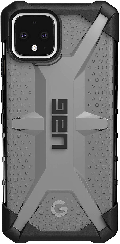 UAG Θήκη Urban Armor Gear Plasma Google Pixel 4 - Ash Smoke (611663113131)
