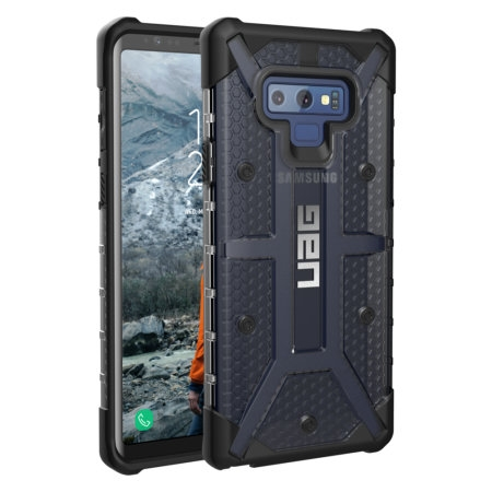 UAG Θήκη Plasma Feather-Light Rugged Samsung Galaxy Note 9 - Ash (211053113131)