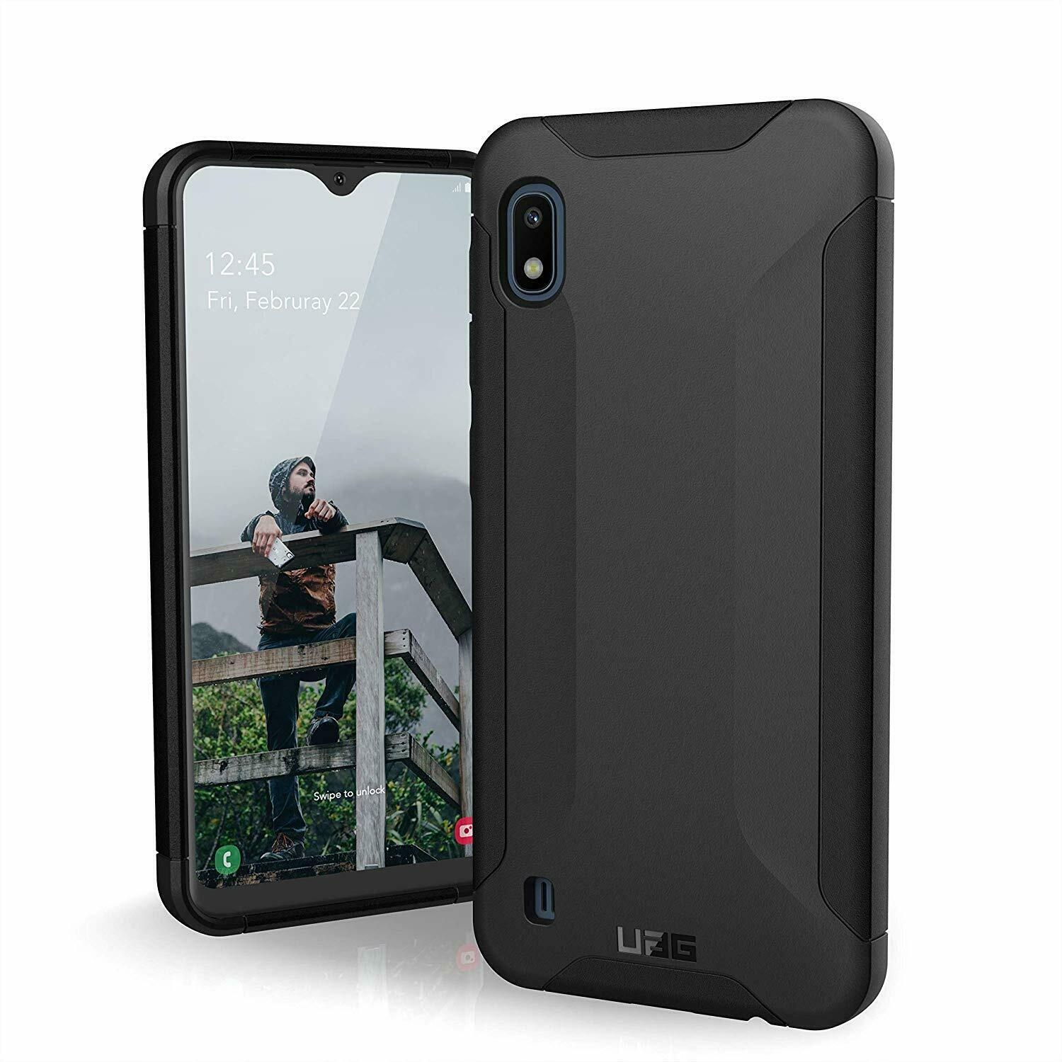 UAG Θήκη Scout Series Samsung Galaxy A10 - Black (211538114040)
