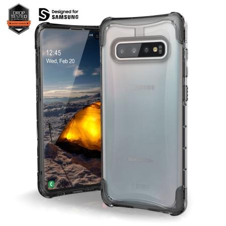 UAG Urban Armor Gear Plyo Series Samsung Galaxy S10 Plus - Ice (211352114343)
