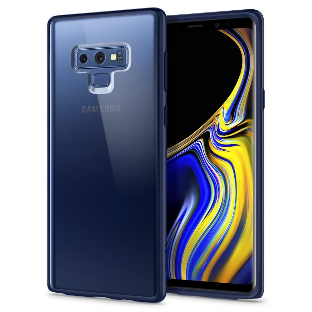 Spigen Ultra Hybrid Θήκη Samsung Galaxy Note 9 - Ocean Blue (599CS25054)