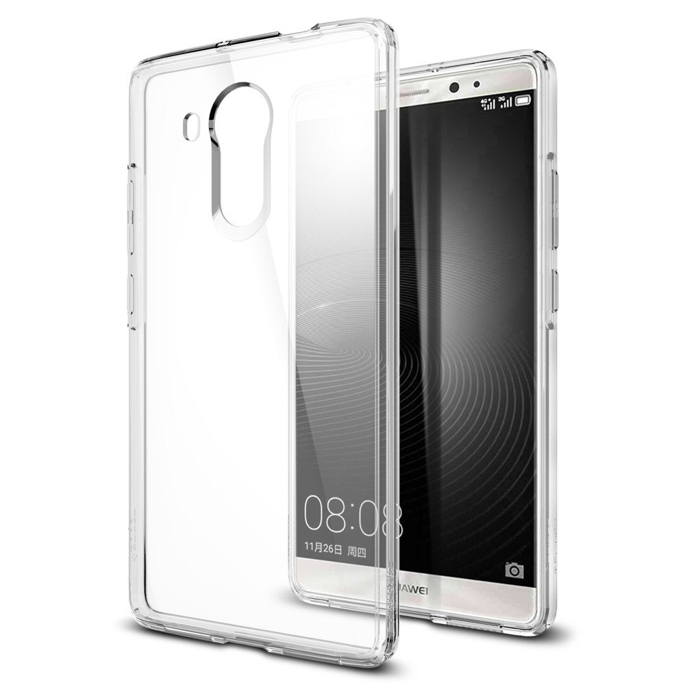 Spigen Θήκη Ultra Hybrid Huawei Mate 8 - Crystal Clear (SGP11848)