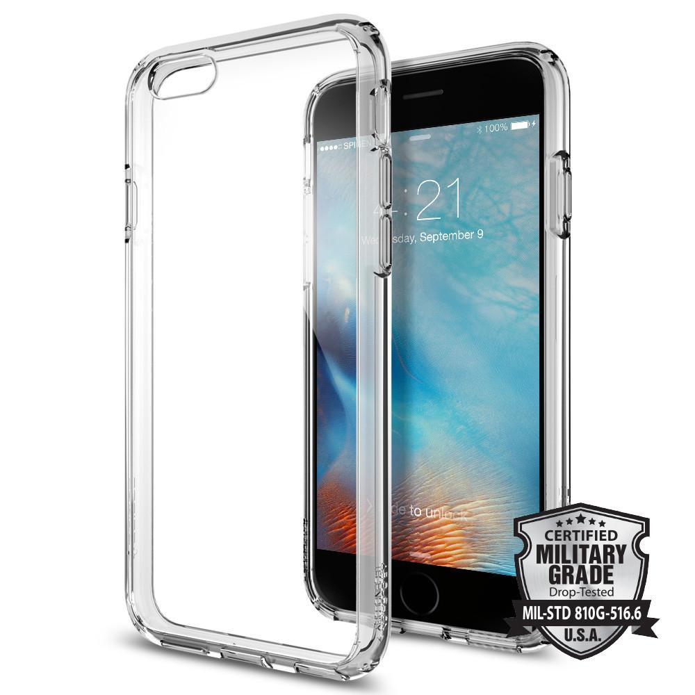 Spigen Θήκη Ultra Hybrid iPhone 6/6S - Space Crystal (SGP11599)
