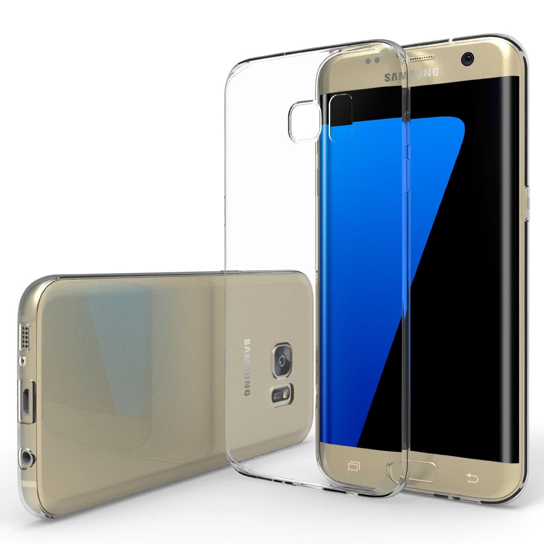 Yousave Ultra-Thin Διάφανη Θήκη Σιλικόνης Samsung Galaxy S7 Edge (Z870)