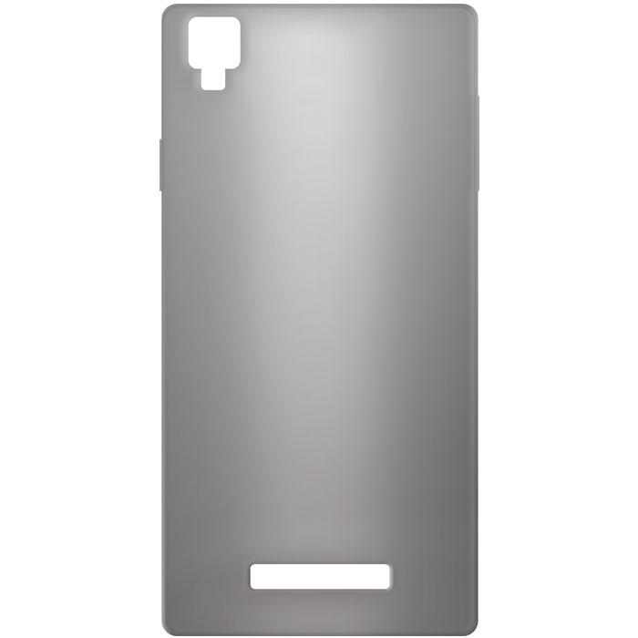 Ultra Thin Θήκη Σιλικόνης MLS Energy 4G - Transparent Black (11.CC.520.149)